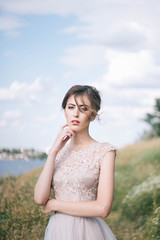 _MG_9523 (frau88) Tags: wedding white flower portrait pretty happy beaty beatiful bokeh girl model modeltest smile summer sun sunset vsco forest helios fashion