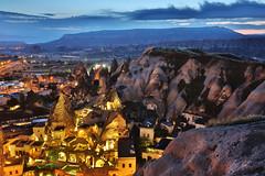 goreme blue hour (eb78) Tags: turkey middleeast cappadocia anatolia landscape goreme bluehour longexposure