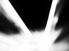 Tokyo Lights (Jon-F, themachine) Tags: minimalism simple lights light lighting  escalator escalators jonfu 2016 olympus omd em5markii em5ii  mirrorless mirrorlesscamera microfourthirds micro43 m43 mft ft     snapseed japan  nihon nippon   japn  japo xapn asia  asian fareast orient oriental tokyo kanto   blackandwhite bw bnw monochrome monochromatic grayscale greyscale nocolor blur blurry blurred
