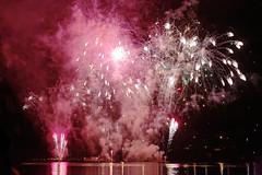 Zell am See (Tuomo Lindfors) Tags: itvalta austria sterreich zellamsee lakezell zellersee jrvi lake ilotulitus fireworks zellerseefest seefest elisabethpark vesi water dxo filmpack