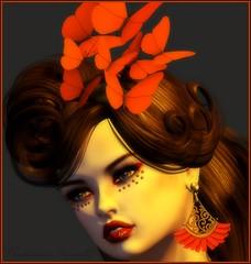 Art Deco Darling (Prudence Rexroth) Tags: mina swallow ikon gacha essences fabfree groupgifts theliaisoncollaborative slackgirl catwadyana