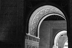 Arches (RaminN) Tags: arche alhambra granada spain
