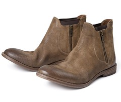 "Hudson Algoma boot suede taupe • <a style=""font-size:0.8em;"" href=""http://www.flickr.com/photos/65413117@N03/28233423274/"" target=""_blank"">View on Flickr</a>"