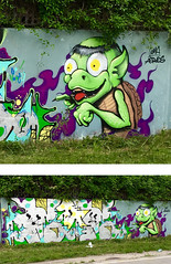boxe - coma (aeroescrew) Tags: wall graffiti crew coma boxe aeroes aeroescrew