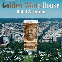 Trump Hotel Casino (eugeniodurval) Tags: las vegas usa white house skyline danger america us dc washington election dumb united fear president politics capital donald aerial casino presidential disaster convention future doom states republican trump gop doomed unis catastrophe grimm etats clevelend