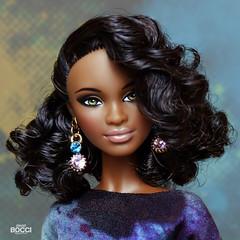 Splash Elegance (davidbocci.es/refugiorosa) Tags: donation silence auction 2016 national barbie doll collectors convention mattel fashion muñeca refugio rosa david bocci ooak