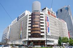 Main Building of Hiroshima Sogo (ELCAN KE-7A) Tags: building japan pentax hiroshima  kamiyacho sogo  2016      k5s