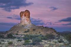 _DSC0715 (slackest2) Tags: churchil pillar sunrise sky sand red dirt finke northern territory central australia