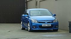 2007 Vauxhall Astra VXR (>Tiarnn 21<) Tags: vauxhall astra vxr blue