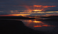 Sunset Troon Ayrshire Scotland (cmax211) Tags: south beach troon ayrshire scotland clyde sunset sundown sky clouds
