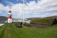 Another view of Skansin (kaszeta) Tags: faroeislands skansin trshavn streymoy fo