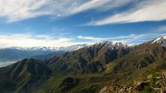 Cerros Alto Las Vizcachas y Provincia (Javier Gross) Tags: montaa montaas andes cordillera chile landscape nature naturaleza paisaje