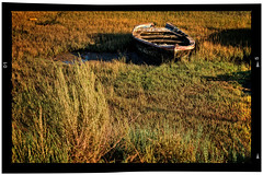 La barca abandonada. (mgarciac1965) Tags: puntadelmoral ayamonte huelva andaluca espaa