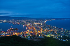 / Blue Hakodate (yiming1218) Tags:   blue hakodate      hokkaido michelin greenguide 3star japan  nightscape nightview  mountain sea hour magic moment  cityscape landscape ilce7rm2 a7r2 a7rm2 sony fe 2470mm gm gmaster f28 sel2470gm