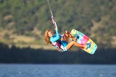 Marie SWITALA (Dunkerque Flysurfing Club) Tags: sport eau action femme fille girl kitesurf fone sexy