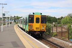 455803 (matty10120) Tags: train transport rail railway clas class 455 southern queens road peckham