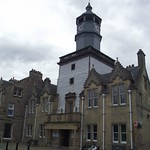 The Tolbooth & Town Hall in Dingwall Ross & Cromarty Scotland thumbnail