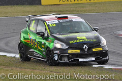 Clio Cup - Q (12) Ant Whorton-Eales (Collierhousehold_Motorsport) Tags: cliocup renault clio renaultclio toca snetterton wdemotorsport pyro cooksport teambmr