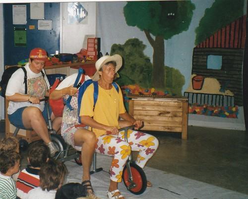 199906 Poppenkast Naar het strand kl