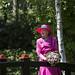 H.M Dronningen i Tambours have