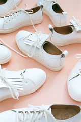 white court collection by the whimsy people (unchisa iempimpan) Tags: sneakers shoes product productphotography identitydesign identity design white whitesneakers tennis golf photography filmphotography filmcamera film photooftheday brand analogue awesome adorable agfa agfafilm olympus olympusom1 fashion