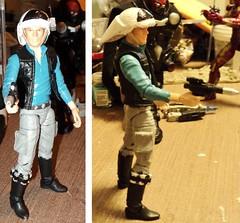 custom Rebel Fleet Trooper (ToyPhotos) Tags: custom starwars anh ep4 epiv newhope rebel fleet trooper ot hansolo hasbro action figure toy