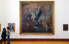 Cabrera, The Virgin of the Apocalypse, 1760 (profzucker) Tags: miguelcabrera the virgin apocalypse 1760 munal mexicocity painting art mexico newspain baroque cabrera cabreraapocalypse
