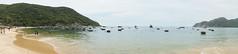 (kuuan) Tags: voigtlnder heliar manualfocus mf 15mm aspherical f4515mm bali ubud superwideheliar m39 ltm vietnam centralvietnam fishingboat fishingvillage beach panorama
