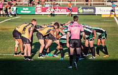 (dixoncamera.com) Tags: rugbyleague sport football scrum team mendi blackhawks townsville queensland australia canon eos 5d mk3 70200 f28l qrl nrl qrlcomau