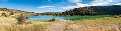 Laguna del Arquillo panormica (sonetix) Tags: laguna arquillo albacete masegoso panormica panoramic lago ro pesebre agua monte landscape