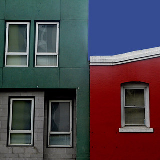 vibrant exteriors