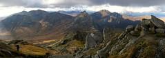 The grandeur of Goatfell. (Chris Firth of Wakey.) Tags: goatfell isleofarran