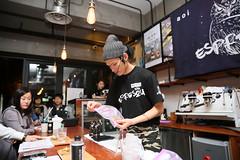 Espresso Creative Coffee Competition China 2016