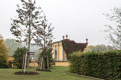 Berlin-Marzahn, Grten der Welt: Die neuen Gartenkabinette grenzen an den Italienischen Renaissancegarten - The new Garden Cabinets touch the existing Italian Renaissance Garden (riesebusch) Tags: berlin iga2017 marzahn grtenderwelt
