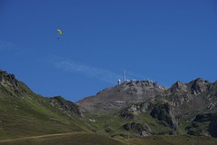 Learning to fly (Frank ) Tags: sonyilcea7r canonef70200mml crop france europe travel observatory mountain