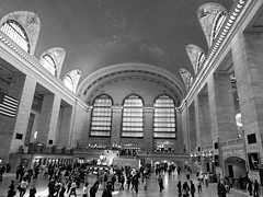 Grand Central Terminal (Dan_DC) Tags: grandcentralterminal newyorkcity manhattan busy train commuters rail travel transit station