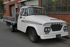 1973 Dodge AT4 114 2-door cab chassis (wikipediaosx) Tags: brunswickeast victoria australia