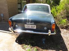 ID that Rolls Royce! (RS 1990) Tags: adelaide southaustralia thursday 13th october 2016 teatreegully modbury 1980s rollsroyce car sedan