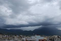 Stormy weather (Kostas Menounos) Tags: kalamata messinia greece stormclouds clouds rain