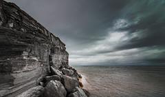 Across the ocean (Martin Snicer Photography) Tags: ocean rocks narrabeen australia travel nature landscape seascape 1018 wideangle canon acrosstheocean composition photographer