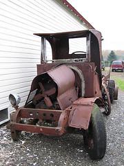 truck antique derelict kenworth truckisguessed