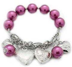 Sunset Sightings Pink Bracelet P9620A-4