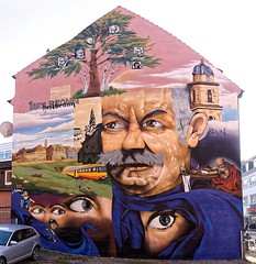 Heilbronn, Kirchhöfle (wolfgang.kynast) Tags: panorama graffiti don heilbronn panoramastudio