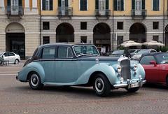 Bentley MK VII R Type (Maurizio Boi) Tags: auto old classic car vintage automobile antique voiture coche oldtimer bentley vecchio voituresanciennes worldcars