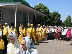 145. Еп. Арсений на богослужении в Кр. Лимане 2007 г