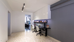 Living 2 (EdD__) Tags: 3 design singapore interior room e hdb interiordesign angmokio studytable interiorphotography