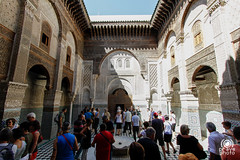 Moshea Al Quaraouiyine (andrea.prave) Tags: morocco fez maroc marocco medina fes suk moschea mosque suq   centrocitt almamlaka   sq alquaraouiyine visitmorocco almaghribiyya tourdelmarocco elqaraouiyyn