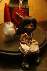 Mori [ Nymphas Dolls, Nymphette ] (facon.badou_bjd) Tags: doll dolls tan noel tiny bjd fte mori nympheas nymphette