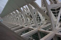 Valencia (Bob Bain1) Tags: valencia architecture buildings spain scenery museu iconic loceanografic ciencies canon550 rebelt3