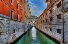 bridge of sighs (Rex Montalban Photography) Tags: venice italy europe bridgeofsighs hdr rexmontalbanphotography